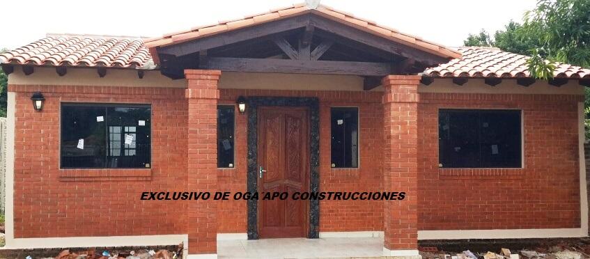 Ogaapo contrucciones tu mejor opci n for Modelo de casa quinta en paraguay